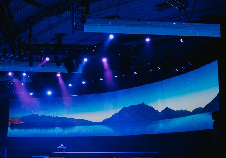 Queenstown conference production av